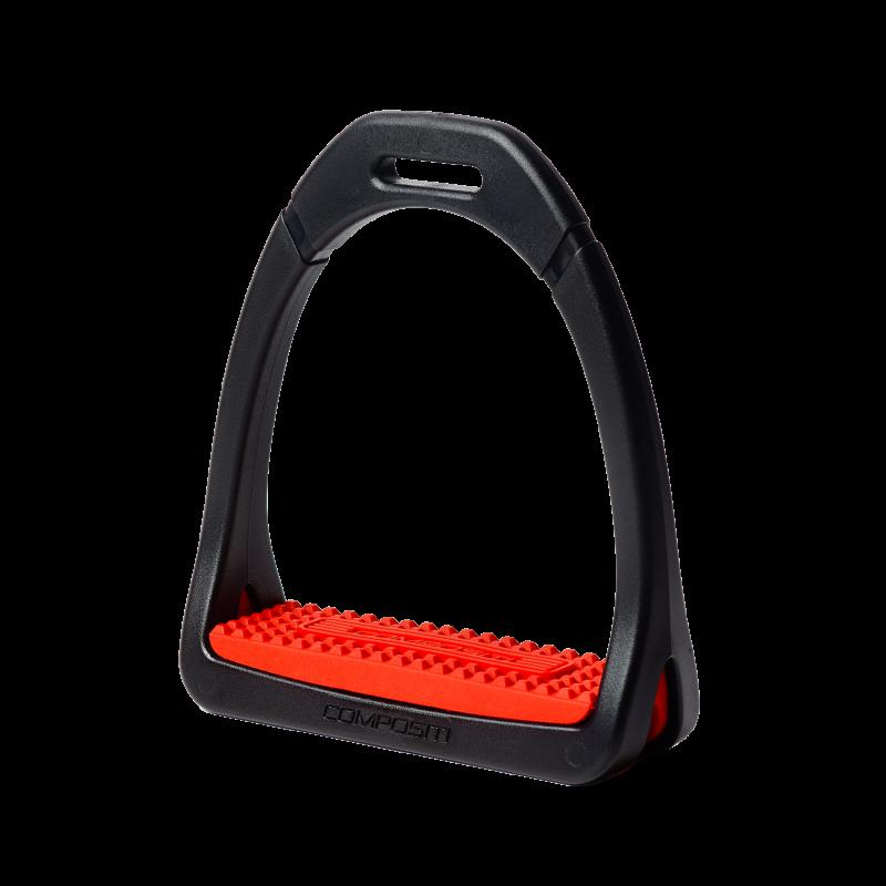 Compositi - Etrier Premium Junior Rouge